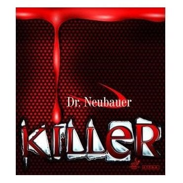 Dr Neubauer Killer Table Tennis Rubber