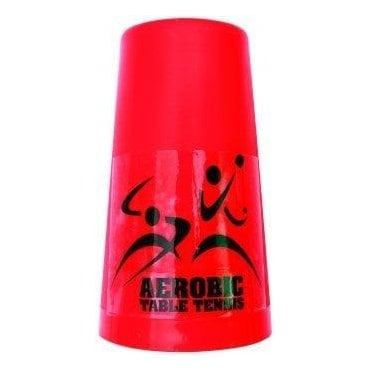 Butterfly Aerobic Table Tennis Target Cup (Pack of 9)