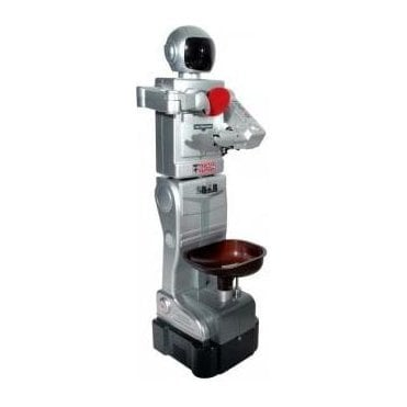 RECONDITIONED Practice Partner 10 Table Tennis Robot