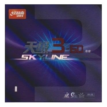Double Happiness DHS Skyline 3-60 Table Tennis Rubber