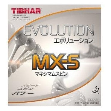 Tibhar Evolution MX-S Table Tennis Rubber