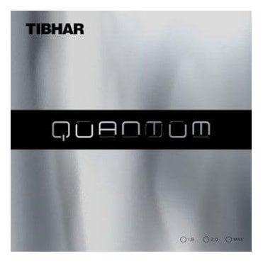 Tibhar Quantum Table Tennis Rubber