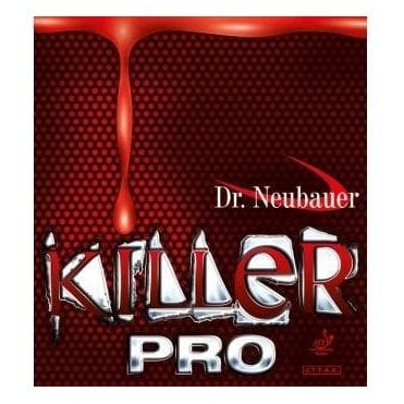 Dr Neubauer Killer Pro Table Tennis Rubber