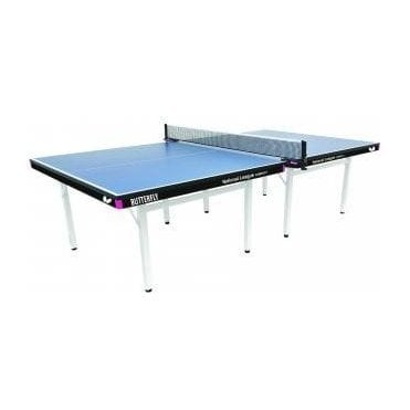 Butterfly National League 25 Compact Table Tennis Table