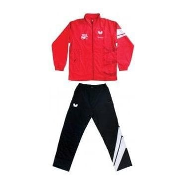 Butterfly England '16 Table Tennis Tracksuit
