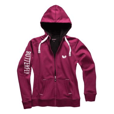 Butterfly Ninyo Ladies Table Tennis Tracksuit Jacket