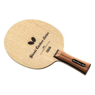 Butterfly Gionis Carbon Offensive Table Tennis Blade