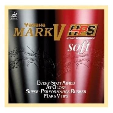 Yasaka Mark V HPS Soft Table Tennis Rubber