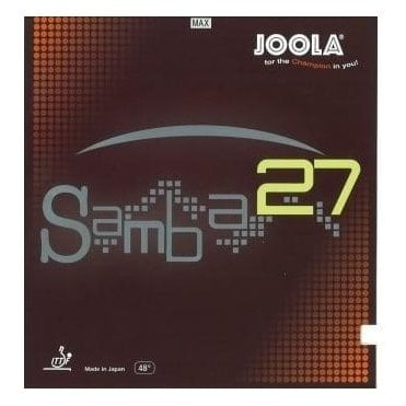Joola Samba 27 Table Tennis Rubber