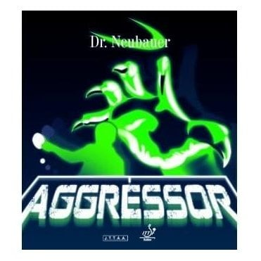 Dr Neubauer Aggressor Table Tennis Rubber