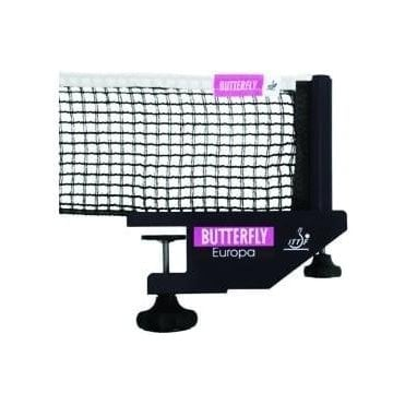 Butterfly Europa  Table Tennis net and posts