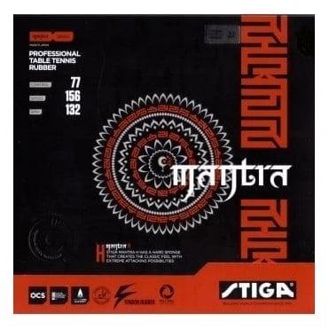 Stiga Mantra H Table Tennis Rubber