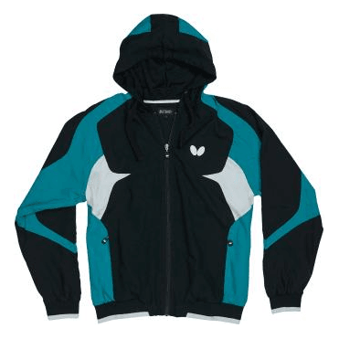 Butterfly Shiro Table Tennis Tracksuit Jacket