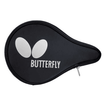 Butterfly Logo Round Table Tennis Bat Case