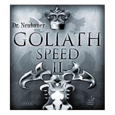 Dr Neubauer Goliath Speed 2 Table Tennis Rubber