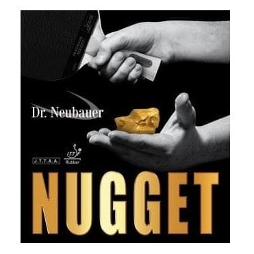 Dr Neubauer Nugget Table Tennis Rubber
