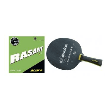Andro Baseline-Rasant Table Tennis Bat