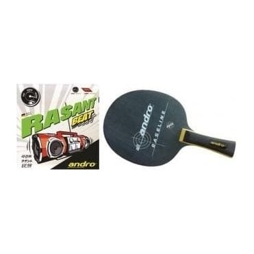 Andro Baseline-Rasant Beat Table Tennis Bat