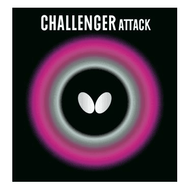 Butterfly Challenger Attack P.O Table Tennis Rubber