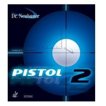 Dr Neubauer Pistol 2 Table Tennis Rubber