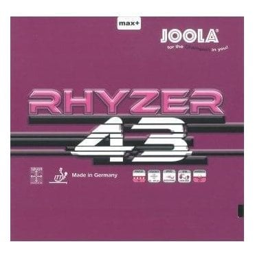 Joola Rhyzer 43 Table Tennis Rubber