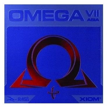 Xiom Omega VII Asia Table Tennis Rubbers