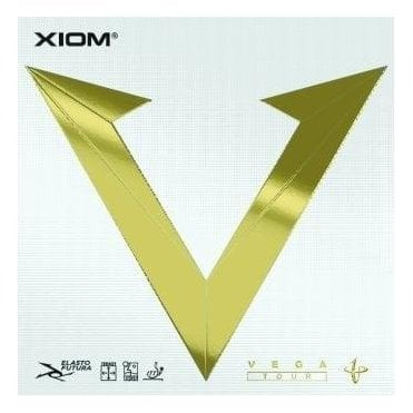 Xiom Vega Tour Table Tennis Rubber