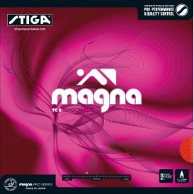 Stiga Magna TC II Table Tennis Rubber
