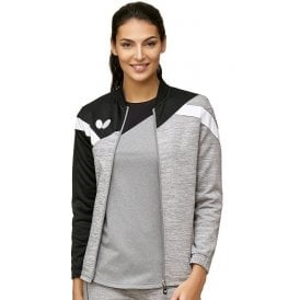 Butterfly Yao Ladies Table Tennis Tracksuit Jacket