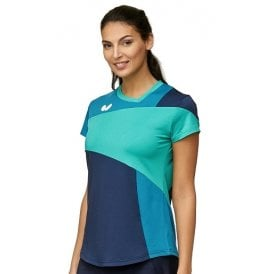 Butterfly Mito Ladies Table Tennis T-shirt