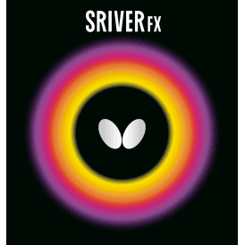 Butterfly Sriver FX Rev Table Tennis Rubber