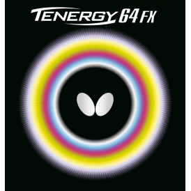 Butterfly Tenergy 64FX Table Tennis Rubber 64 FX