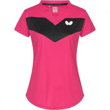 Butterfly Tori Lady Table Tennis Shirt
