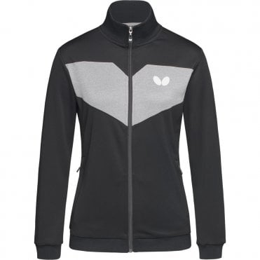 Butterfly Tori Lady Table Tennis Tracksuit Jacket