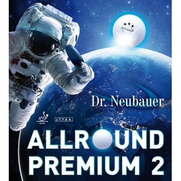 Butterfly Dr Neubauer Allround Premium 2 Table Tennis Rubber