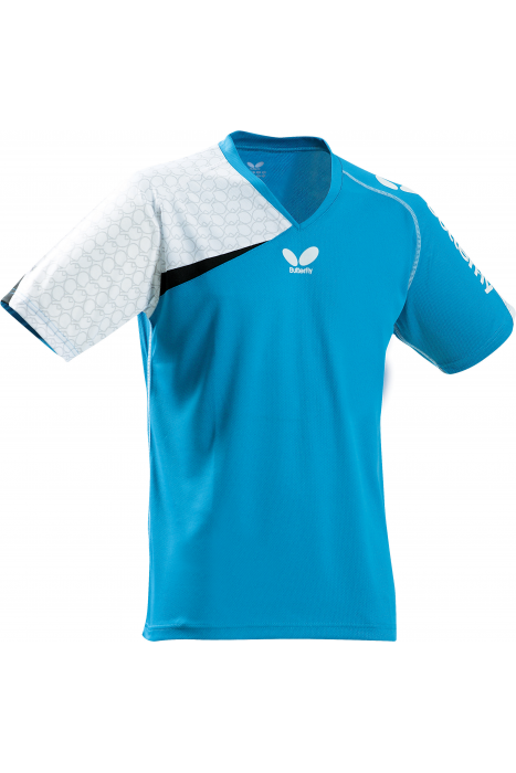 butterfly kiru table tennis t shirt clothing towels