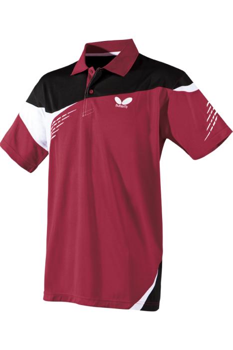 Butterfly chox table tennis shirt clothing towels from for Table tennis shirts butterfly
