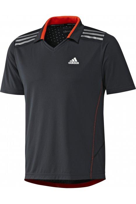Adidas Climachill Mens Table Tennis Polo Shirt Clothing