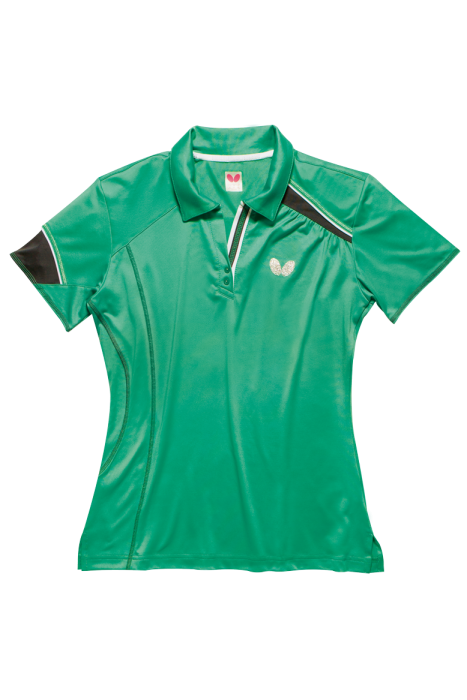 Butterfly Mira Ladies Table Tennis Shirt Clothing