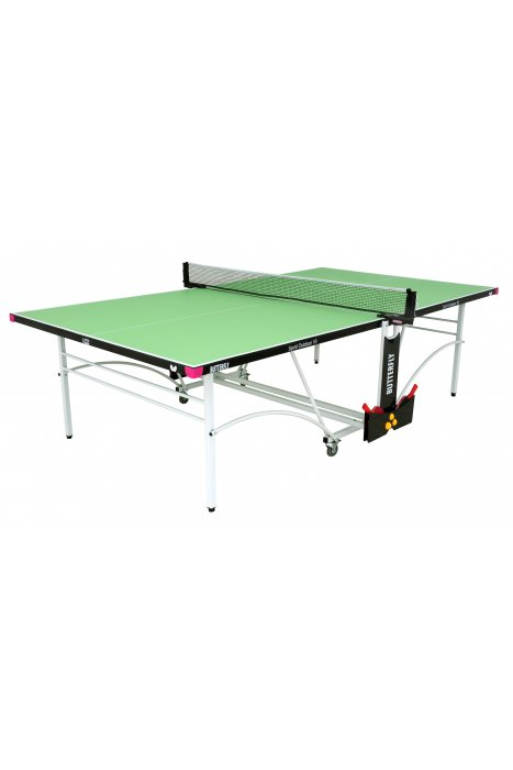 Butterfly Spirit 10 Outdoor Rollaway Table Tennis Table - Tables ...