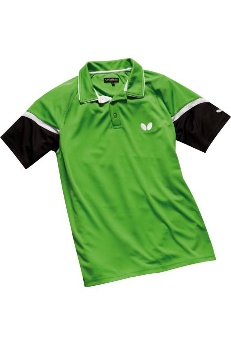 Butterfly xero table tennis shirt coming soon from tees for Table tennis shirts butterfly