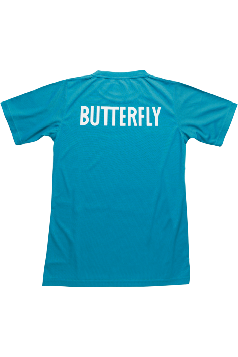 Butterfly tenergy table tennis t shirt clothing towels for Table tennis shirts butterfly