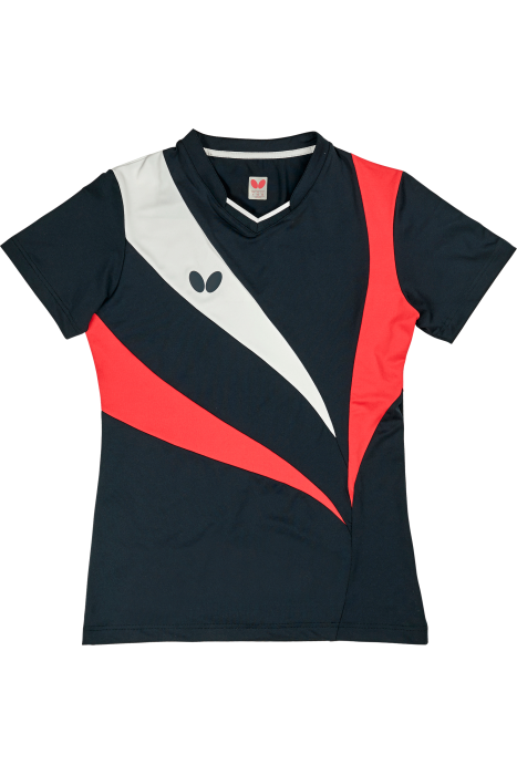Butterfly Naomi Ladies Table Tennis Shirt Clothing