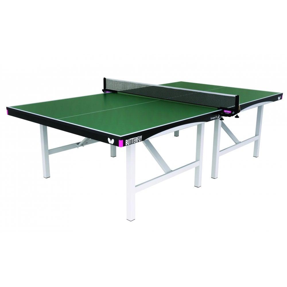 Peachy Butterfly Europa 25 Table Tennis Table Interior Design Ideas Oteneahmetsinanyavuzinfo