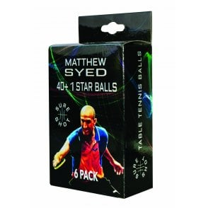 f96ee344935 Sureshot Matthew Syed MS-20 Table Tennis Bat - Bats from Tees Sport UK